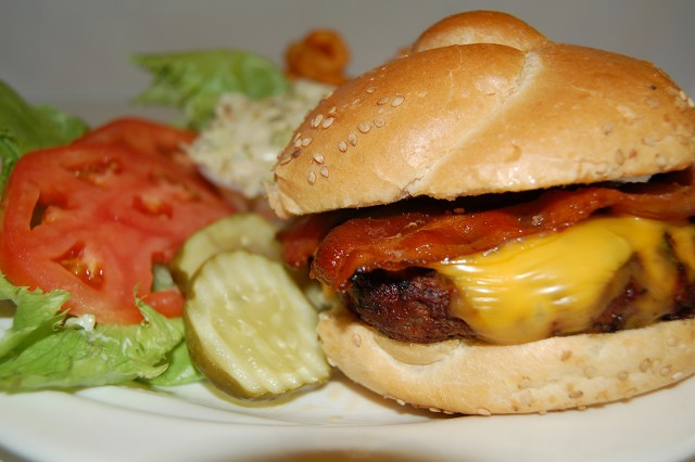 Try Our Famous Burgers